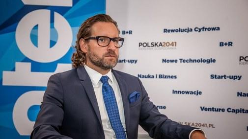 Kamil Kamiński, wiceprezes zarządu Tauron Polska Energia