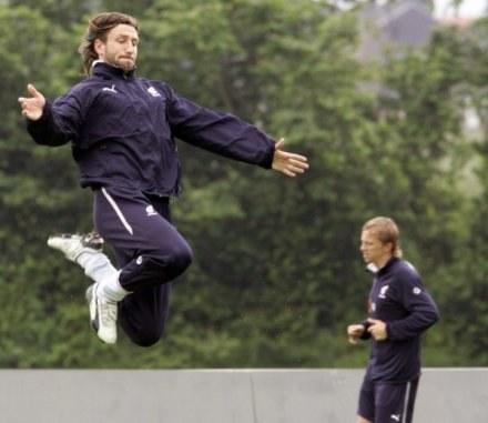 Kamil Kosowski liczy na to, że wybije się w FC Cadiz. /AFP