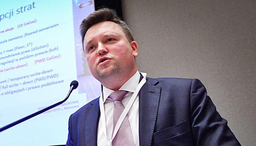 Kamil Liberadzki, dyrektor Departamentu Rozwoju Regulacji w Urzędzie Komisji Nadzoru Finansowego /Informacja prasowa