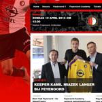 Kamil Miazek z kontraktem w Feyenoordzie