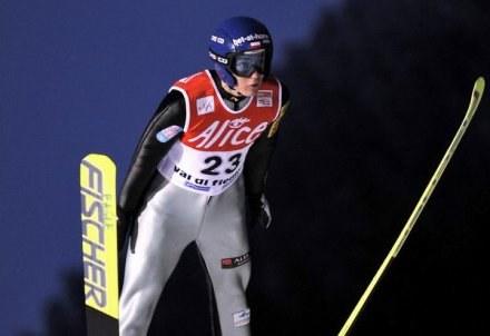 Kamil Stoch był rozczarowany swoim występem /AFP