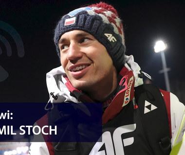 Kamil Stoch dla Interii: Wreszcie mam czas dla żony. Wideo