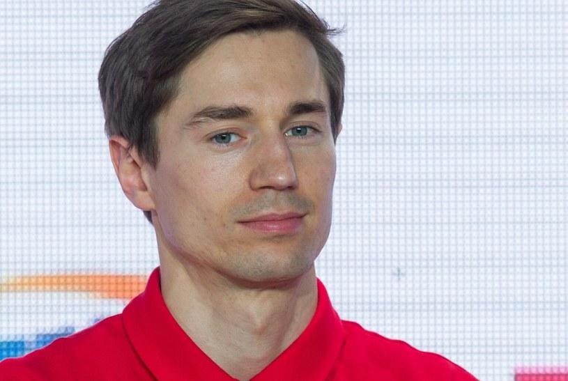 Kamil Stoch jest jednym z najbardziej utytułowanych współczesnych polskich sportowców /Tomasz Jastrzebowski/ /Reporter