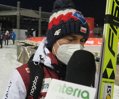 Kamil Stoch: Jestem gotowy na nowe wyzwania. Wideo