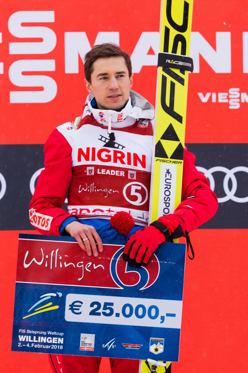 Kamil Stoch już kiedyś triumfował w dodatkowym konkursie w Willingen. W tym sezonie nie będzie miał ku temu okazji / Imago /East News