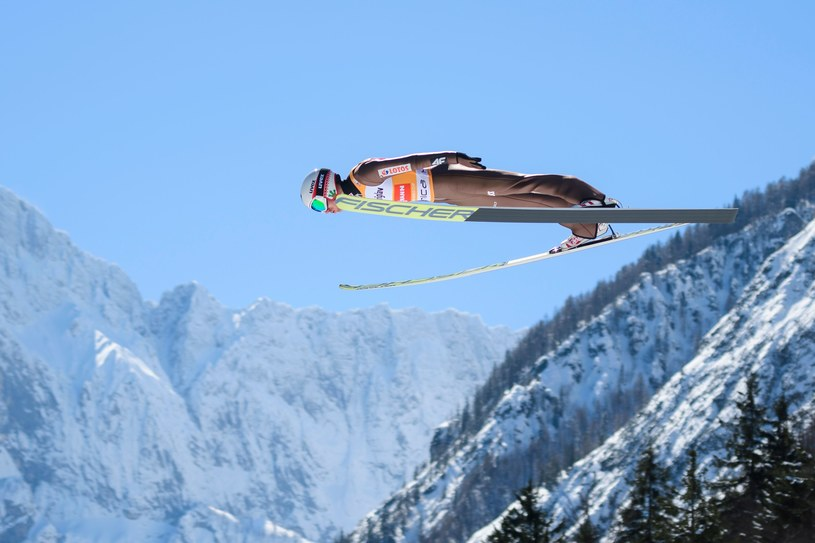 Kamil Stoch na Letalnicy /AFP