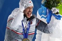 Kamil Stoch odebrał w Soczi złoty medal