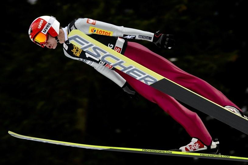 Kamil Stoch, polski mistrz świata /AFP