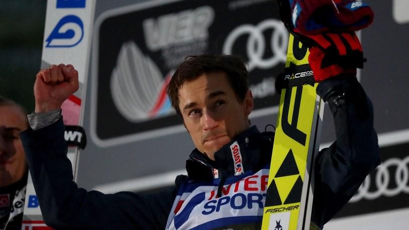 Kamil Stoch w Innsbrucku. /Getty Images