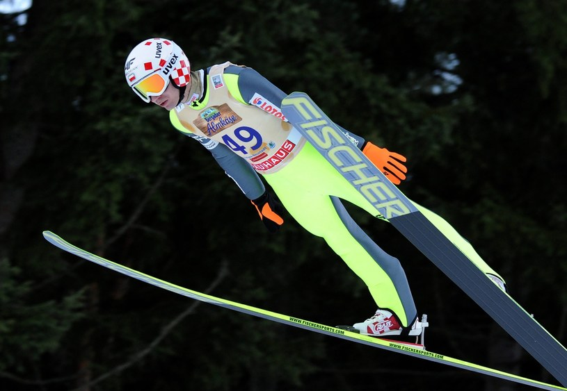 Kamil Stoch w Titisee-Neustadt /PAP/EPA