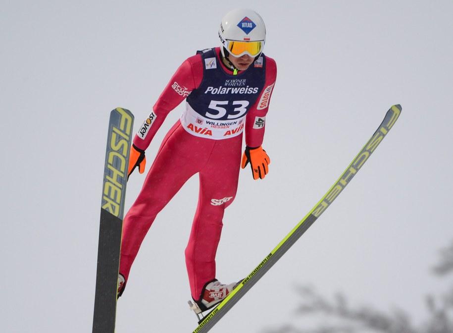 Kamil Stoch w Willingen /ARNE DEDERT  /PAP/EPA