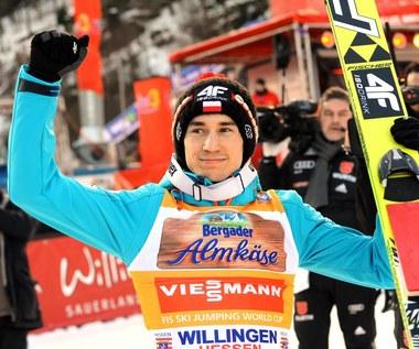 Kamil Stoch wygrał konkurs PŚ w skokach w Willingen