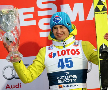 Kamil Stoch wygrał konkurs Pucharu Świata w Zakopanem!