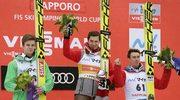 Kamil Stoch wygrał niedzielny konkurs w Sapporo