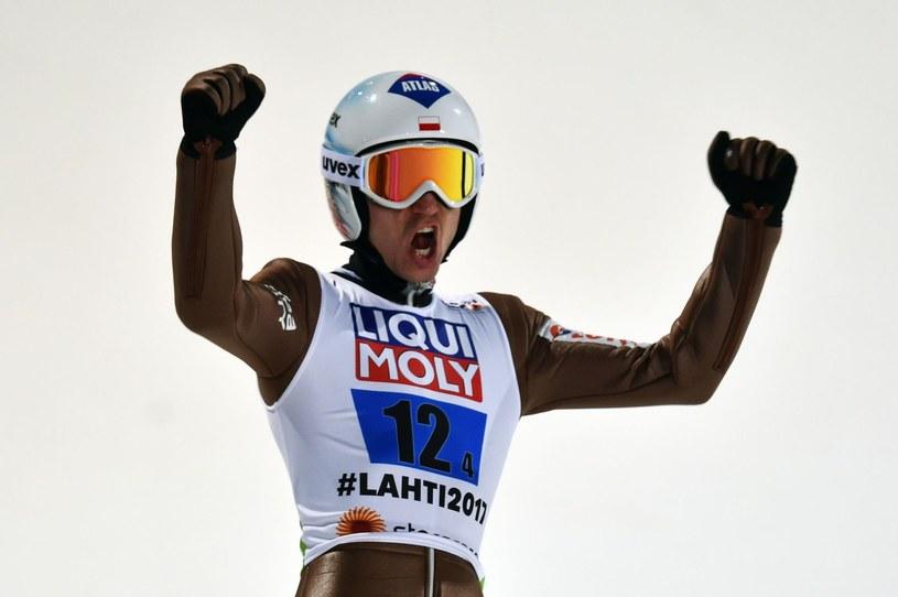 Kamil Stoch /AFP