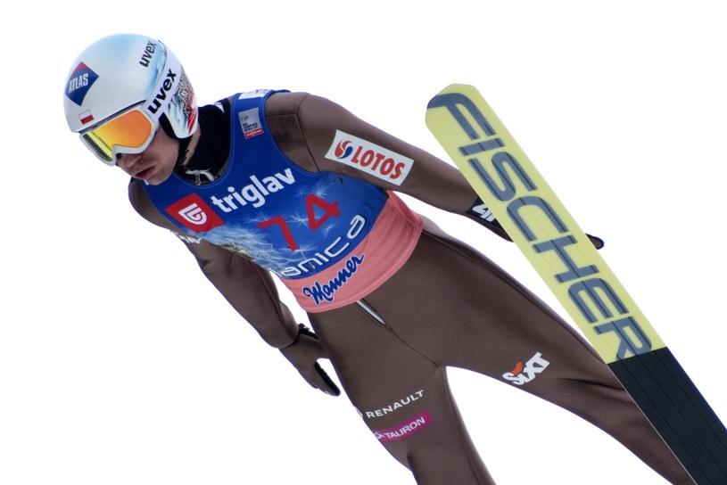 Kamil Stoch /PAP/EPA