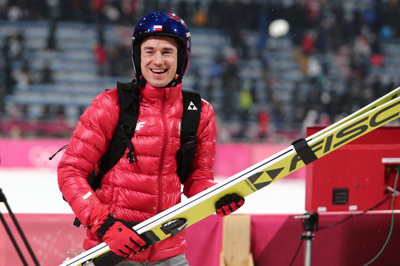 Kamil Stoch /fot. Paweł Relikowski/Polska Press /East News