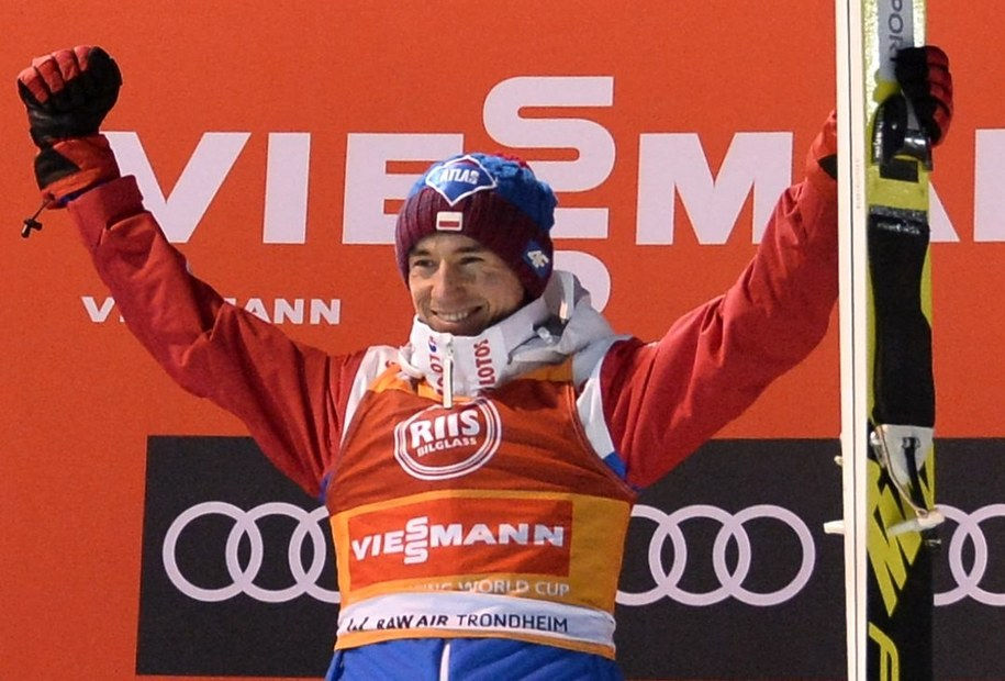 Kamil Stoch /NED ALLEY /PAP/EPA