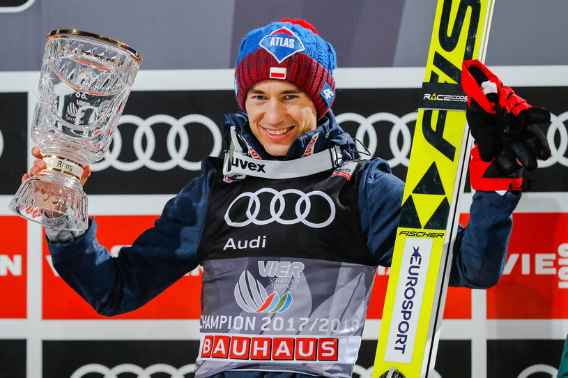 Kamil Stoch /Getty Images