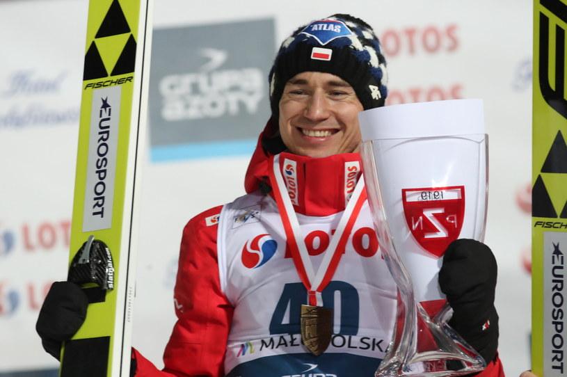 Kamil Stoch /PAP/Grzegorz Momot /PAP