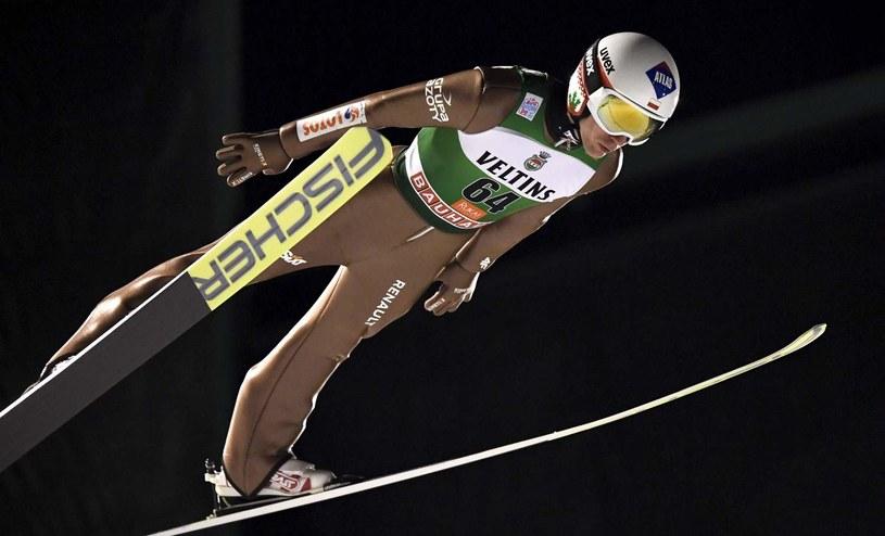 Kamil Stoch /Vesa Moilanen  /AFP