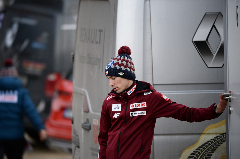 Kamil Stoch /Fot. Marek Dybas/REPORTER /