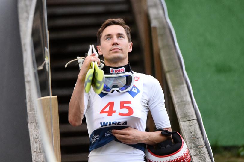 Kamil Stoch /Fot. Marek Dybas/REPORTER /East News