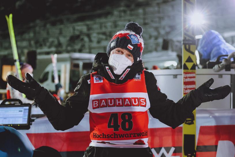 Kamil Stoch /EXPA/Tadeusz Mieczyński /Newspix