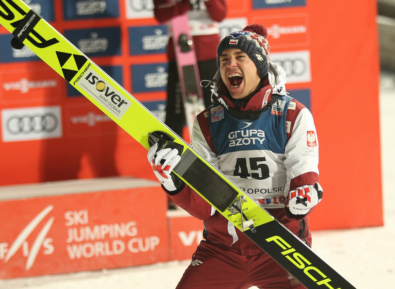 Kamil Stoch /Damian Klamka /East News