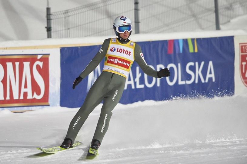 Kamil Stoch /RADOSLAW JOZWIAK / CYFRASPORT / NEWSPIX.PL /Newspix