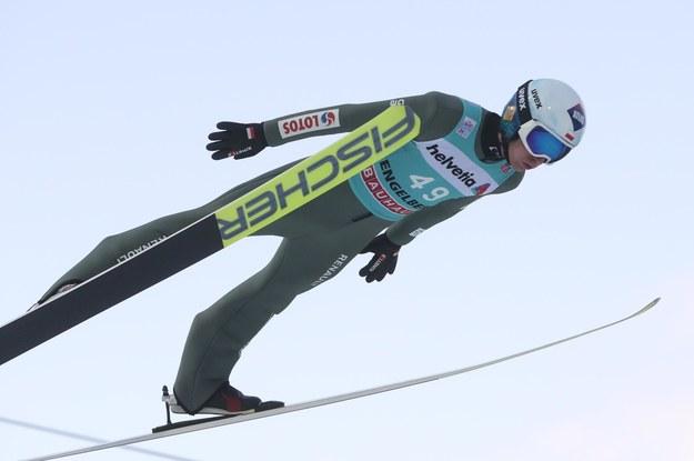 Kamil Stoch /Grzegorz Momot /PAP