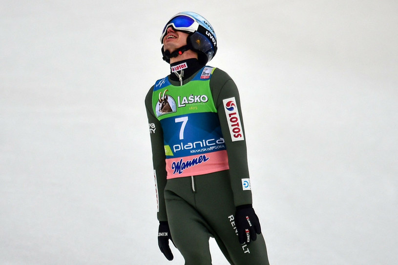 Kamil Stoch /JURE MAKOVEC/AFP/East News /East News