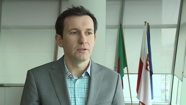 Kamil Stolarski, analityk Haitong Bank /Newseria Inwestor