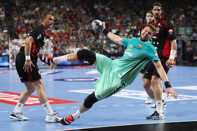 Kamil Syprzak zmienił barwy - z Barcelony na PSG /Getty Images