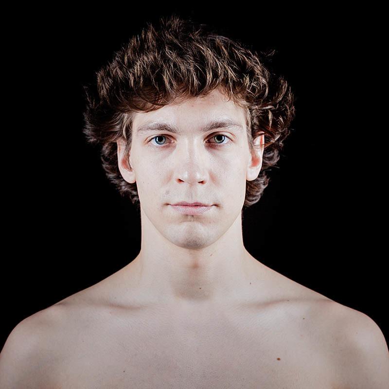 Kamil Szeptycki jako student PWST /festiwalszkolteatralnych.pl /materiały prasowe