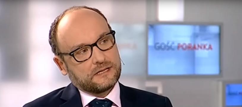 Kamil Zaradkiewicz /TVP Info