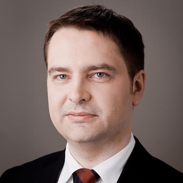 Kamil Zubelewicz, członek RPP /Informacja prasowa