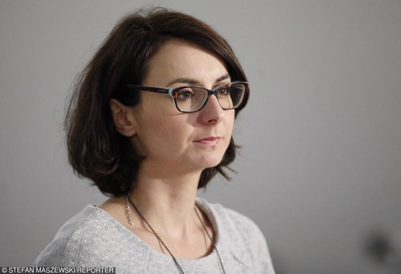 Kamila Gasiuk-Pihowicz nie ma dobrego zdania o członkach Platformy Obywatelskiej /Stefan Maszewski /East News