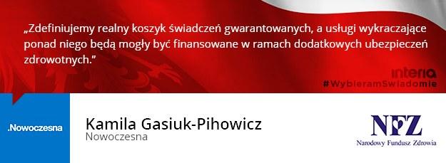 Kamila Gasiuk-Pihowicz /INTERIA.PL