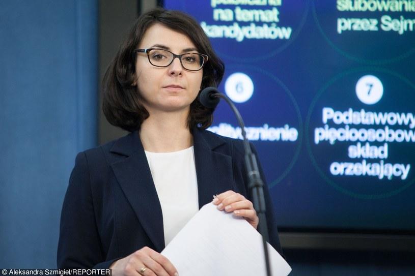 Kamila Gasiuk-Pihowicz /Aleksandra Szmigiel-Wiśniewska /Reporter