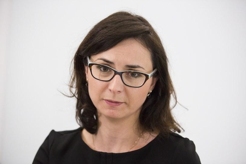 Kamila Gasiuk-Pihowicz /Andrzej Hulimka  /Reporter