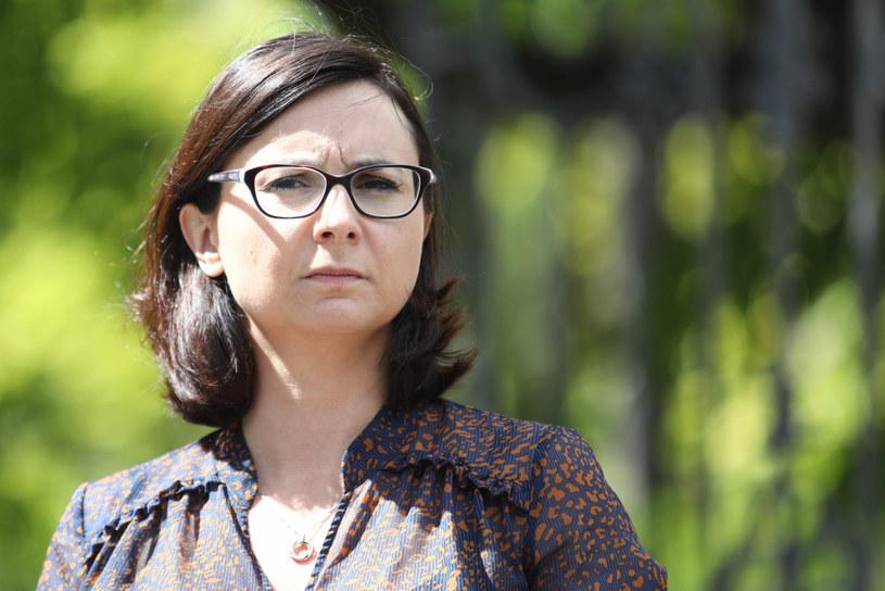 Kamila Gasiuk-Pihowicz /Fot Tomasz Jastrzebowski /Reporter