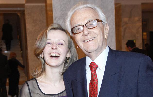 Kamila  i Andrzej, fot.Krzysztof Kuczyk  /Agencja FORUM
