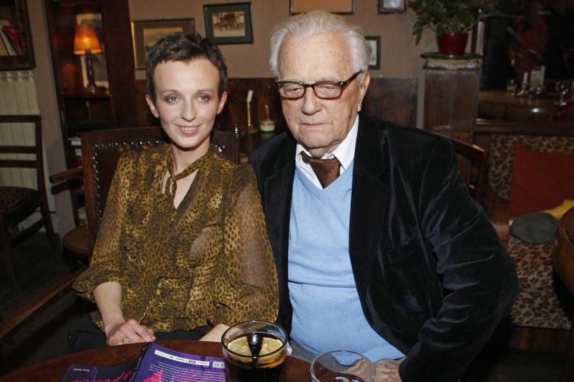 Kamila i Andrzej Łapiccy, 2010 rok / Engelbrecht /AKPA