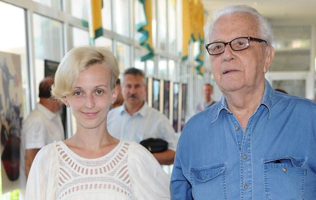 Kamila i Andrzej Łapiccy byli małżeństwem przez trzy lata /Jarosław Antoniak /MWMedia