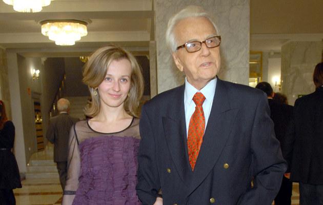 Kamila i Andrzej Łapiccy, fot.Andras Szilagyi  /MWMedia