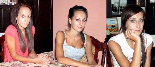 Kamila, Kasia, Karolina/fot. Sylwia Wysocka /Tygodnik Pałuki