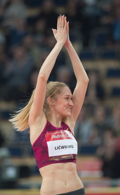 Kamila Lićwinko /Grzegorz Michałowski /PAP