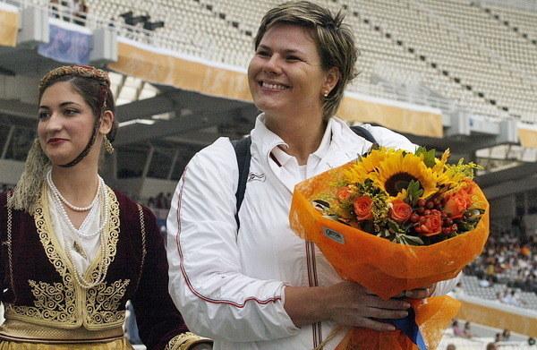 Kamila Skolimowska zmarła 18 lutego 2009 roku /AFP