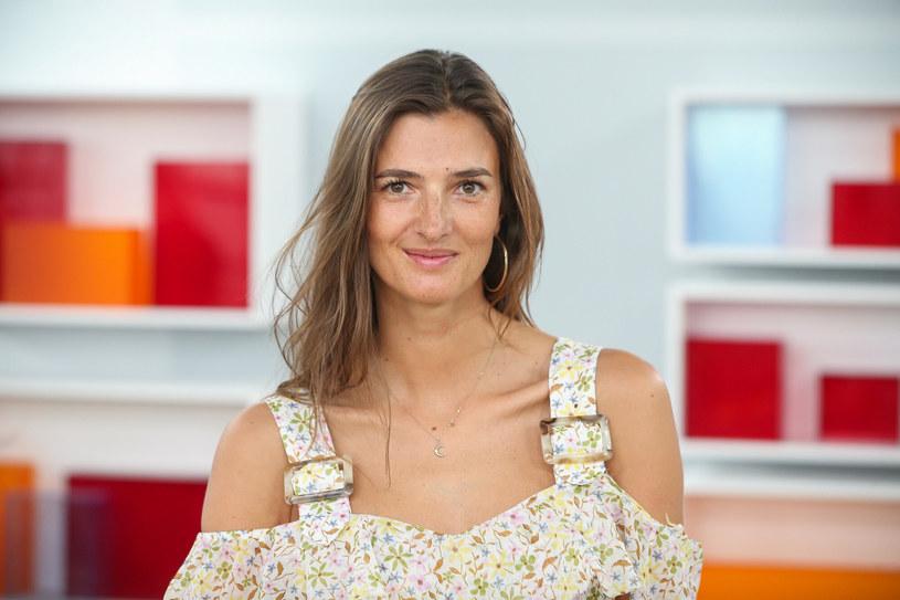 Kamila Szczawińska spodziewa się trzeciego dziecka /Kamil Piklikieiwcz /East News